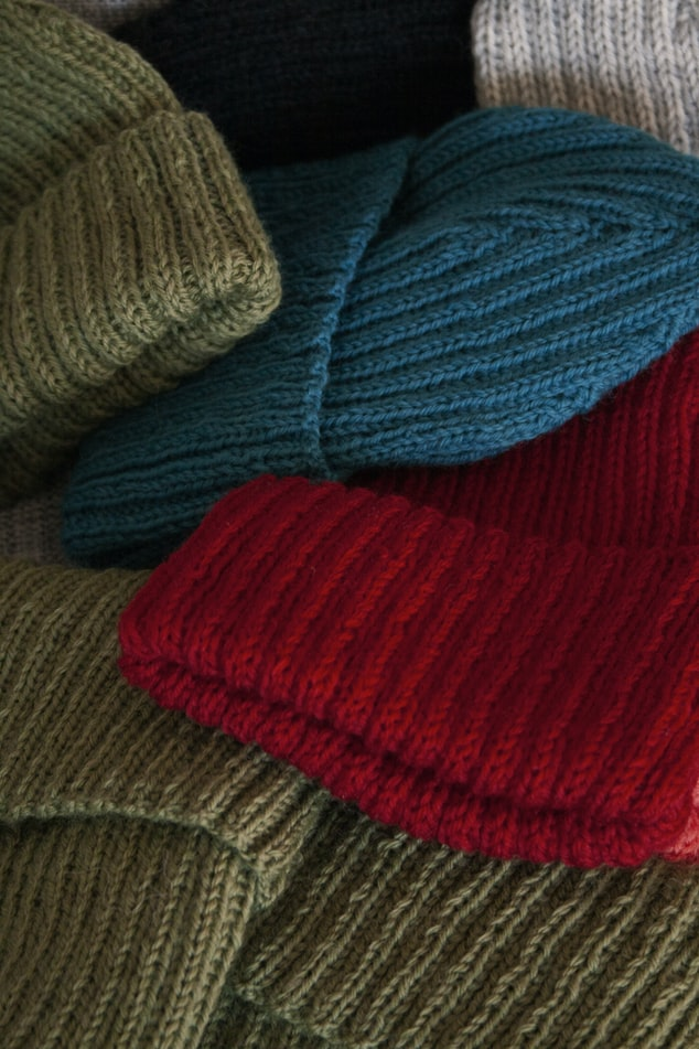 Choose the Best Yarn for Knitting Project- Various Knitted Hats