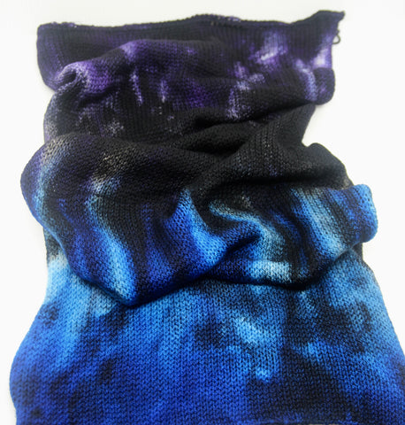 Zen Yarn Garden Sock Blank in Midnight Stroll