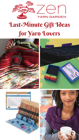 Last Minute Gift Ideas for Yarn Lovers