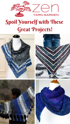 knit & crochet pattern inspiration for the new year