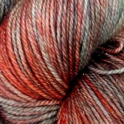 Cayenne Pepper Worsted Weight Yarn