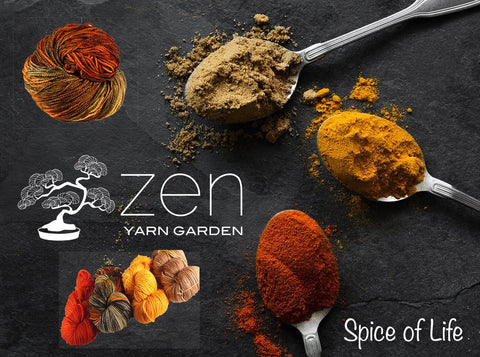 Zen Knit Box: Spice of Life