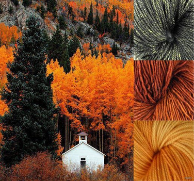 Inspiration Series - Autumn Splendour (PRE-ORDER)