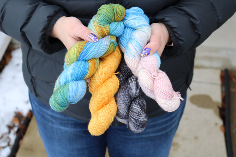 SoHo Inspired Yarn Kit