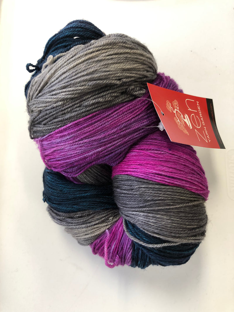 Yarn Bun 123 (Superfine Fingering)
