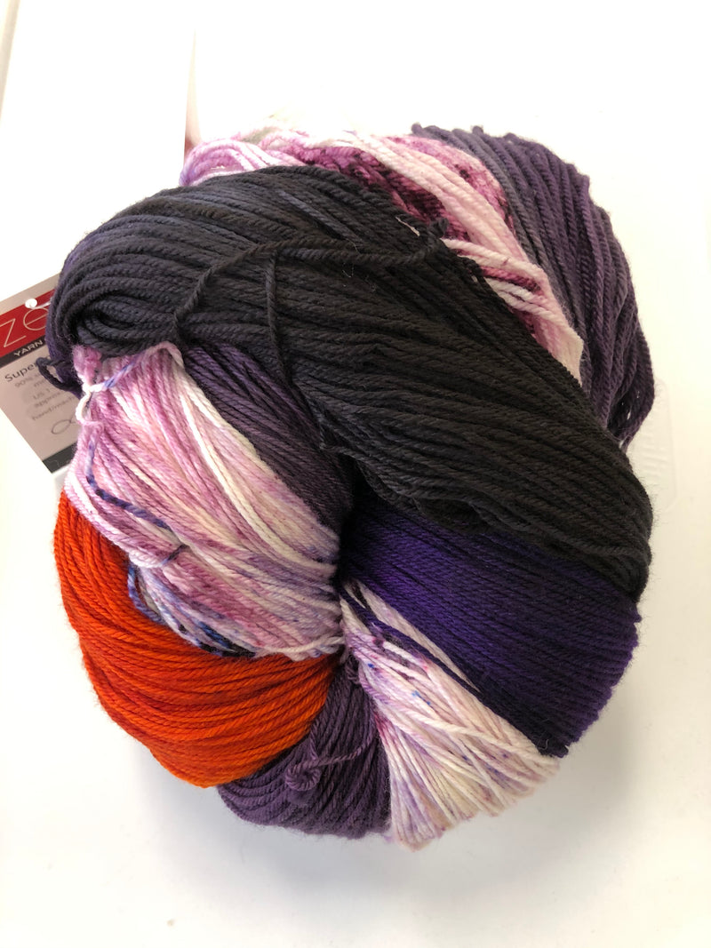 Yarn Bun 113 (Superfine Fingering)