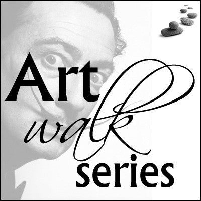 ART WALK Series - Walking to Church (PRE-ORDER)