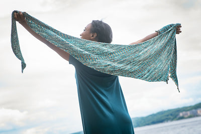 Breathe & Hope Shawl Kit