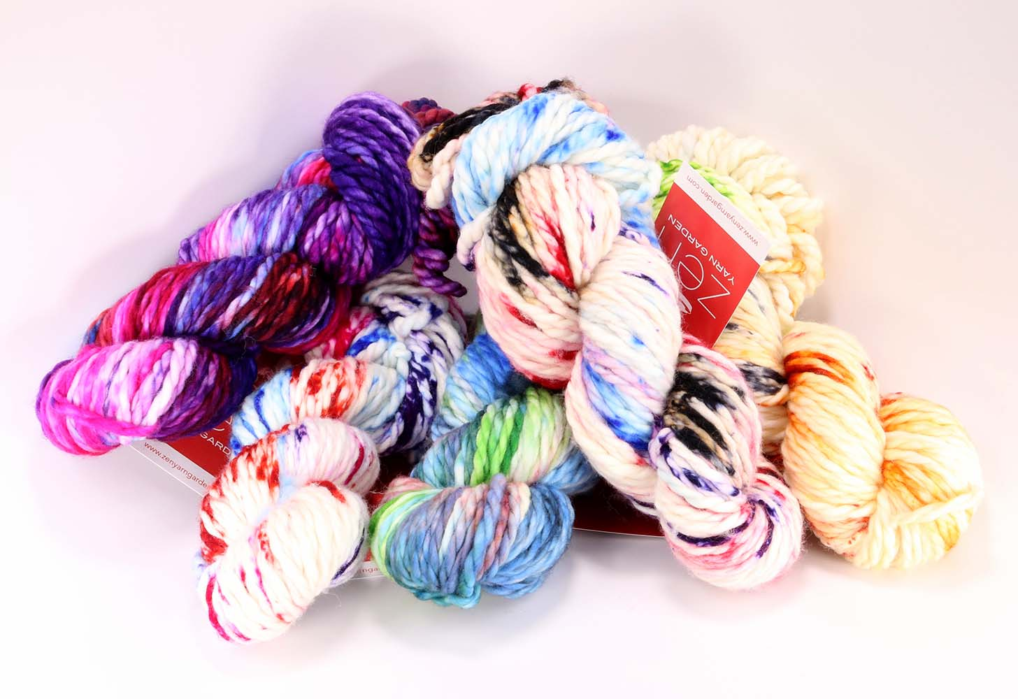 MILL END PARTY BUNDLES - Serenity DK - ZenYarnGarden co