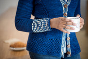 Checkmate Cardigan Kit (includes pattern)