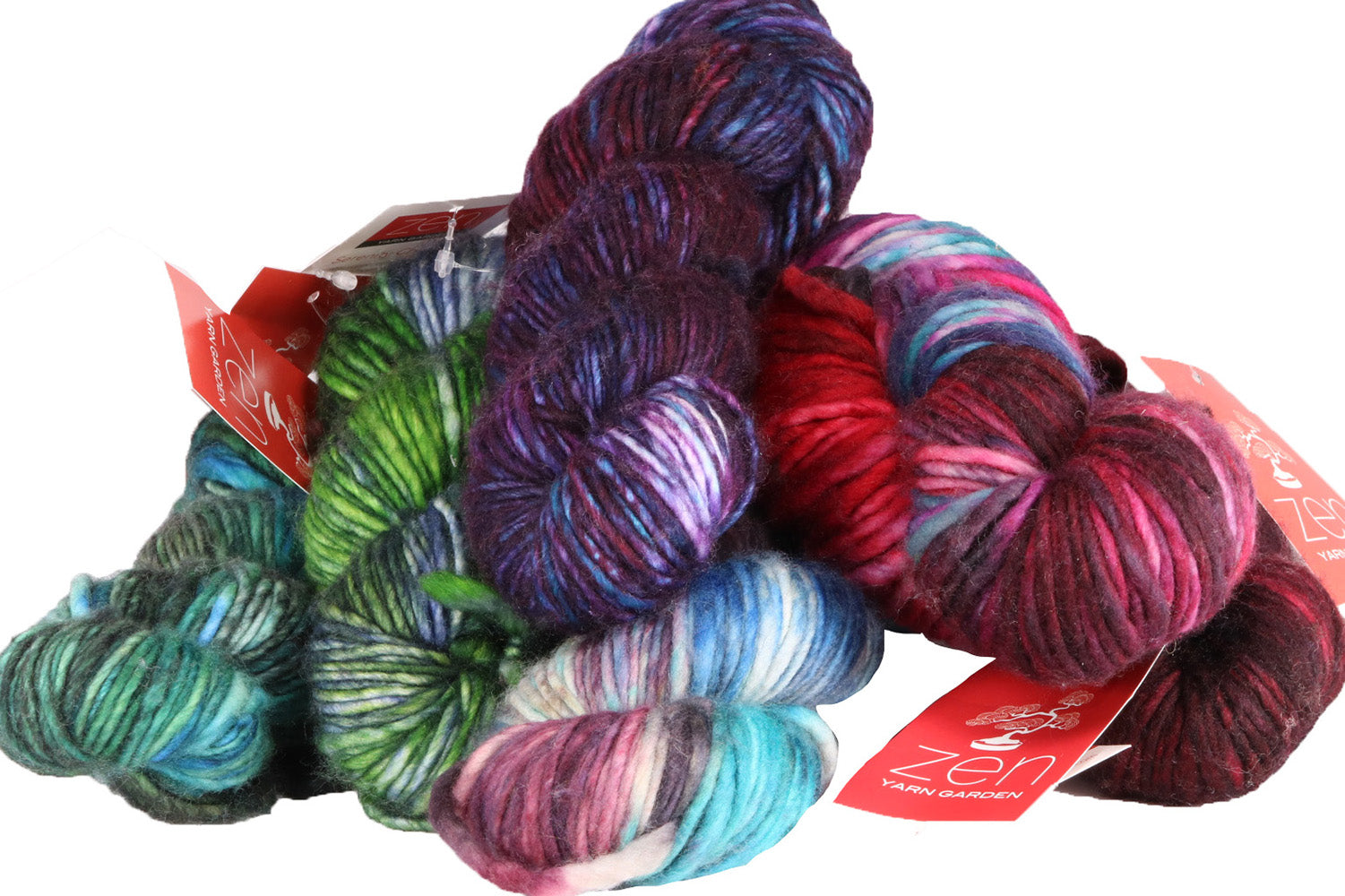 Serenity Chunky 10 PRE-ORDER (Mystery Colourways)