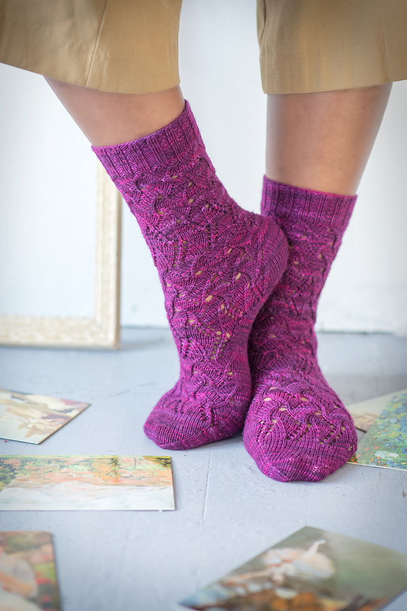 Composition Socks