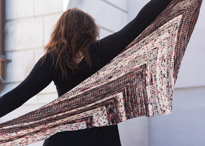 The Drifter Shawl Kit