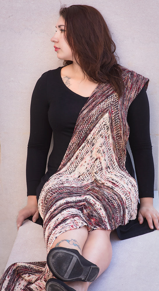 The Drifter Shawl Kit (PRE-ORDER)