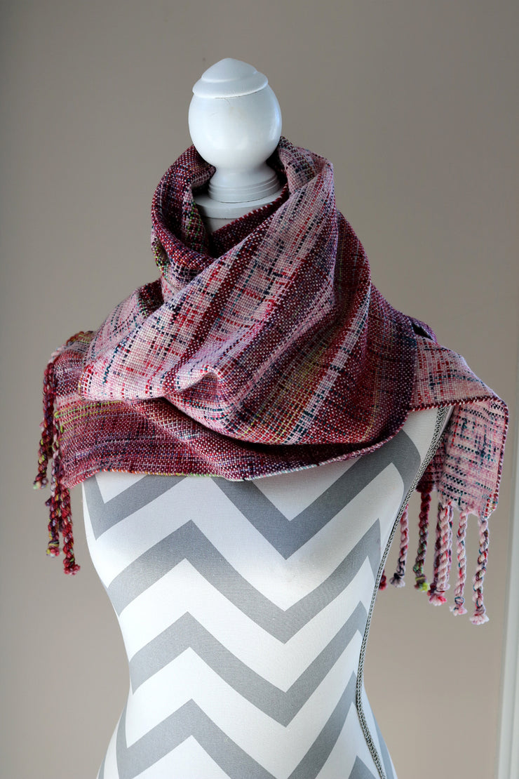 Laughter Handwoven Scarf