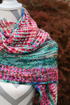 Love Ewe Baby Shawl Kit (includes pattern)