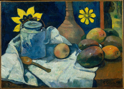Met Museum ART WALK - Still Life