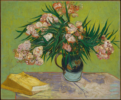 Met Museum ART WALK - Oleanders