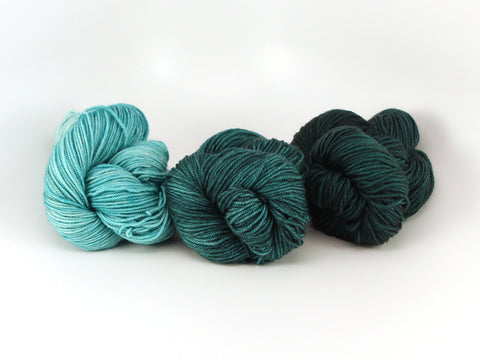 Gradient Set - Midnight Teal (S20)
