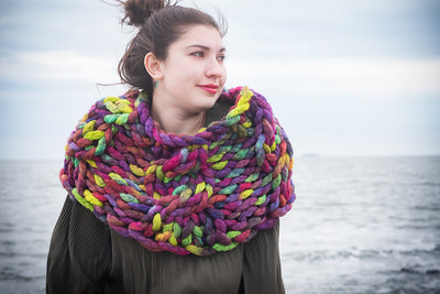 Party Girl Shrug/Cowl