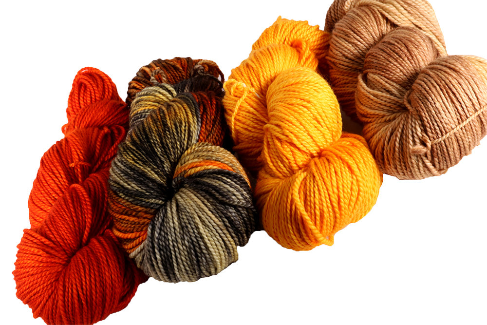 Spice of Life Yarn Kit [PRE ORDER]