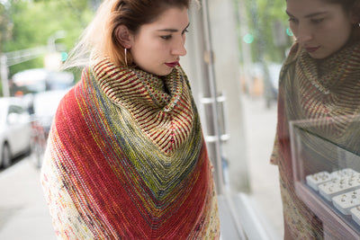 What the Fade?! - Fall is Falling Kit (includes pattern)