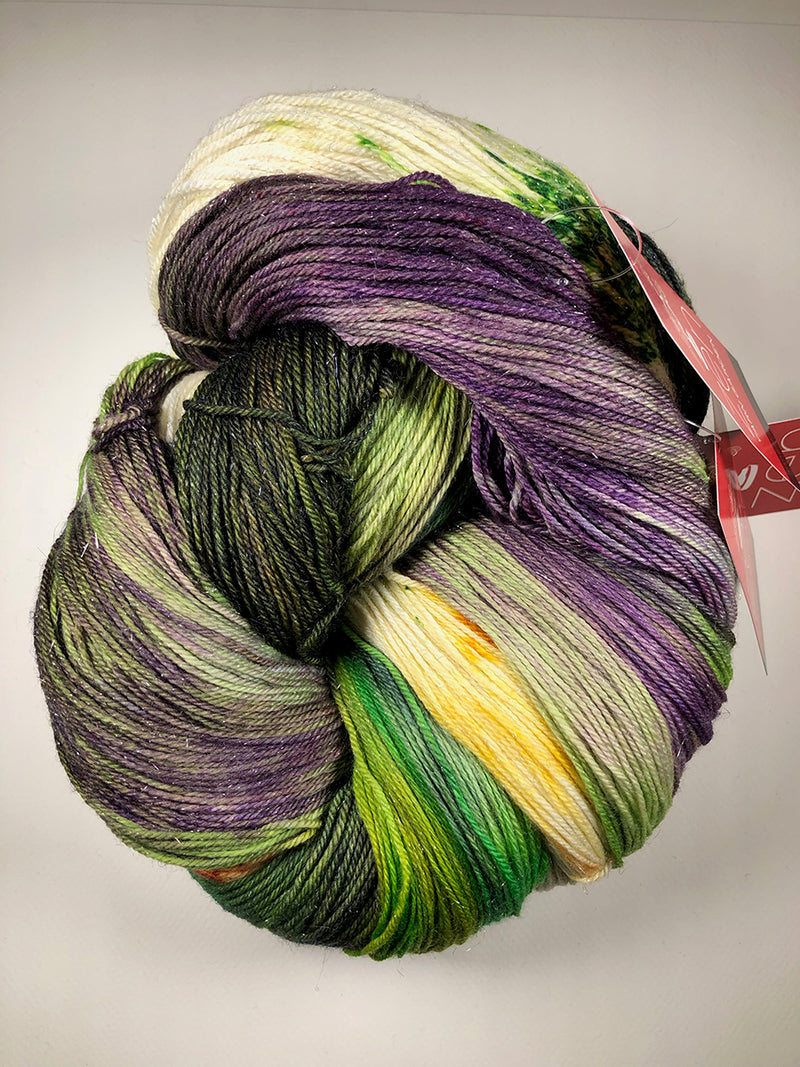 Yarn Bun 12 (Superfine Glitter)