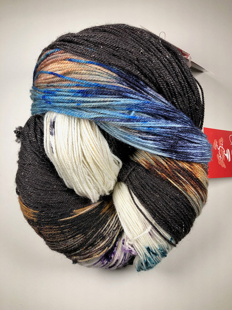 Yarn Bun 14 (Superfine Glitter)
