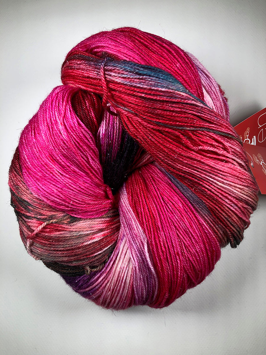 Yarn Bun 15 (Superfine Glitter)