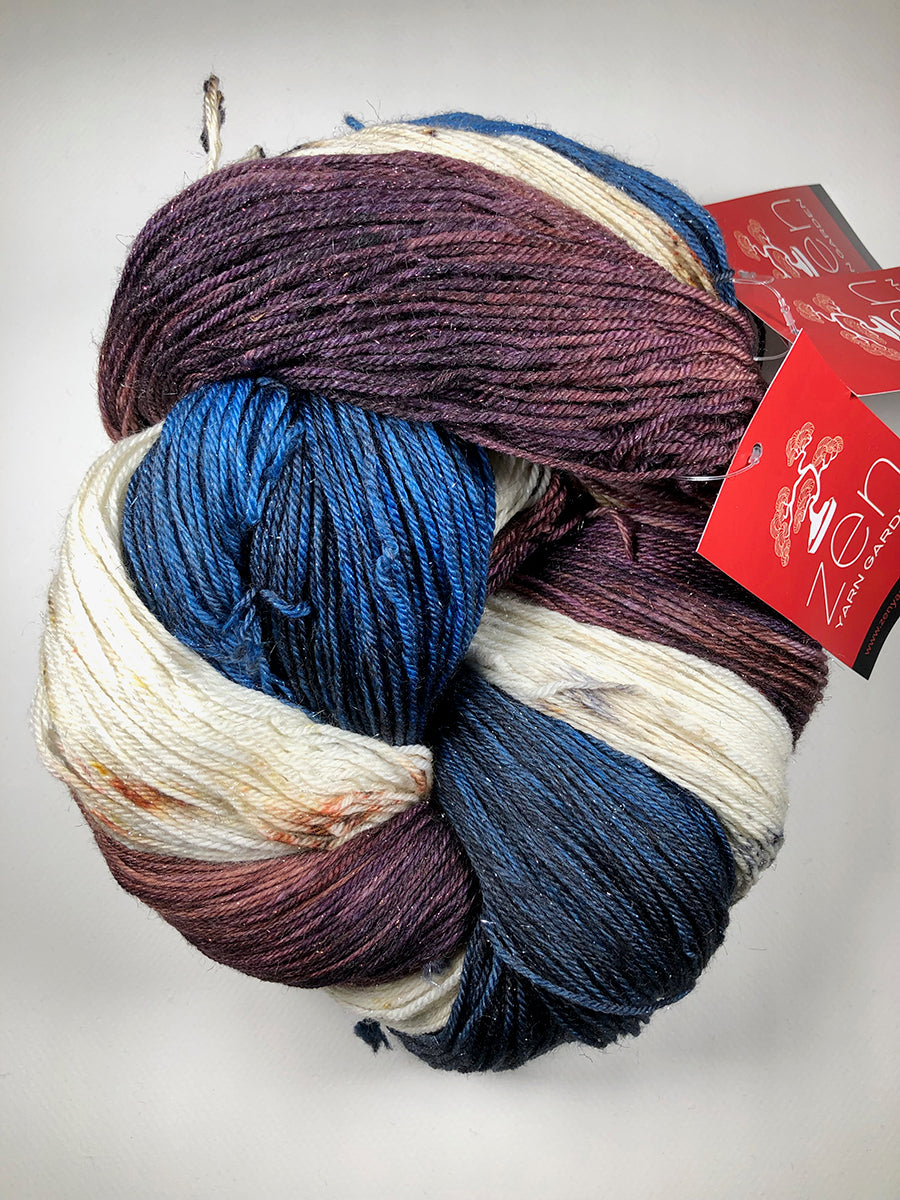 Yarn Bun 18 (Superfine Glitter)