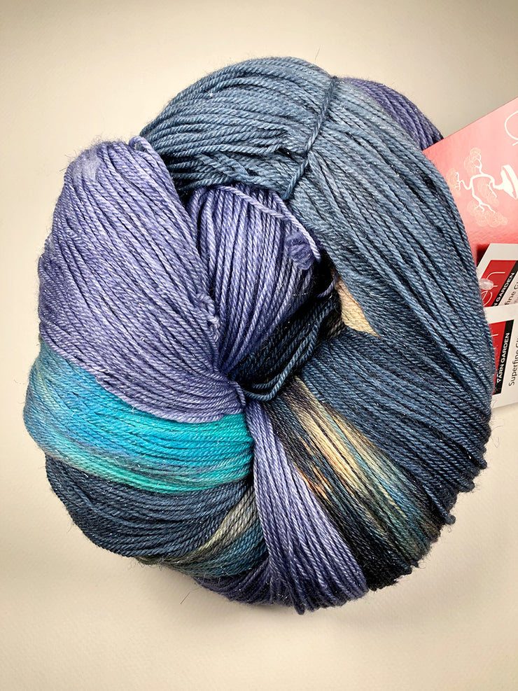 Yarn Bun 1 (Superfine Glitter)