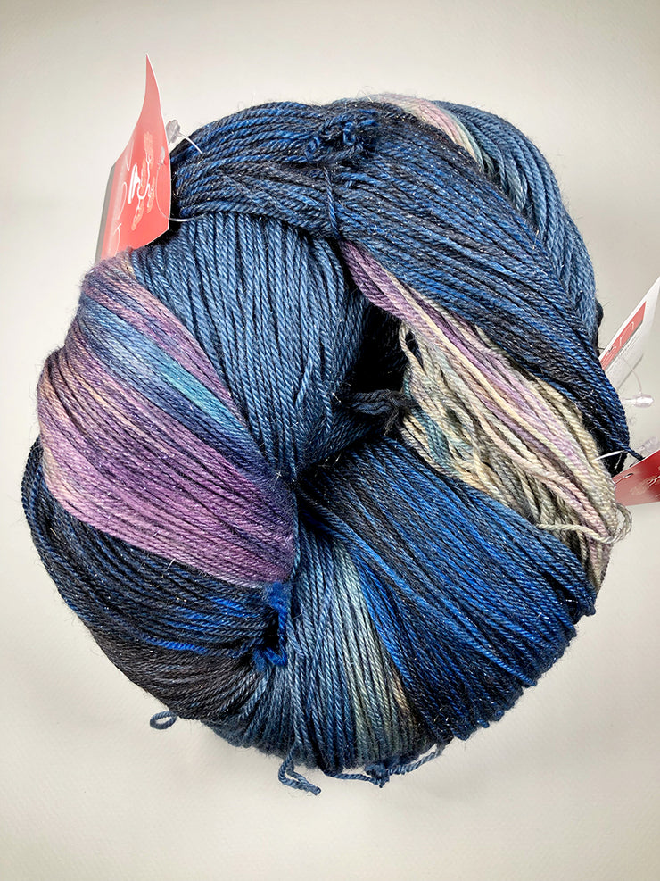 Yarn Bun 2 (Superfine Glitter)