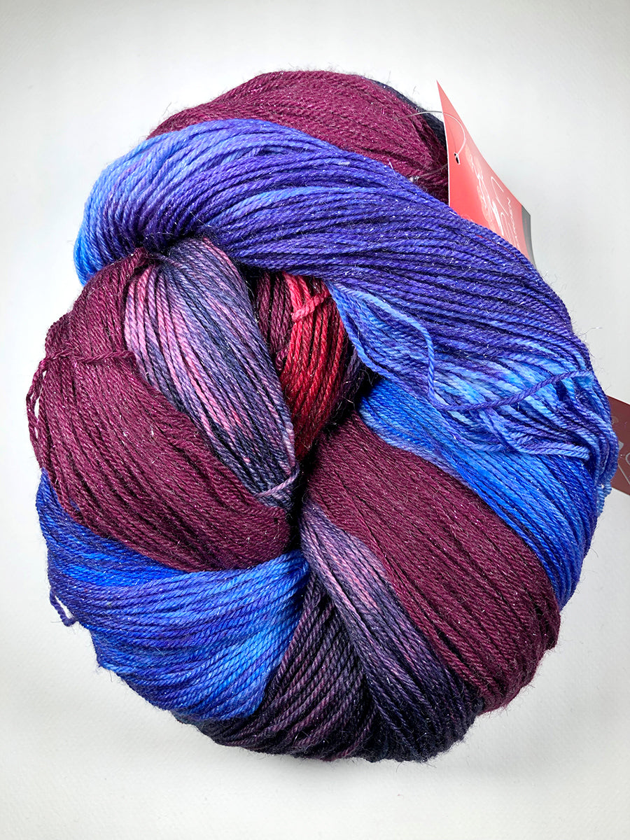 Yarn Bun 9 (Superfine Glitter)