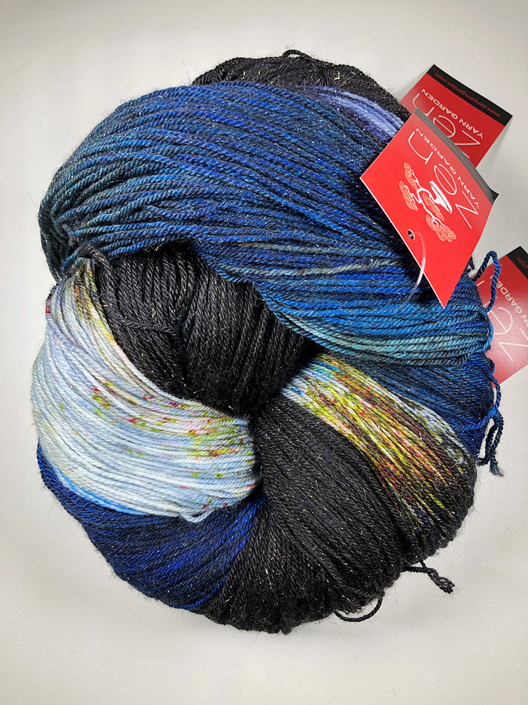 Yarn Bun 16 (Superfine Glitter)