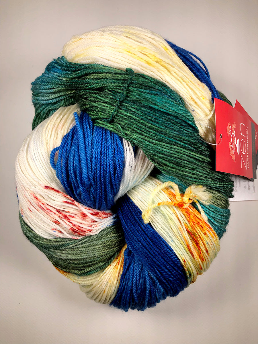 Yarn Bun 12 (Superfine Fingering)