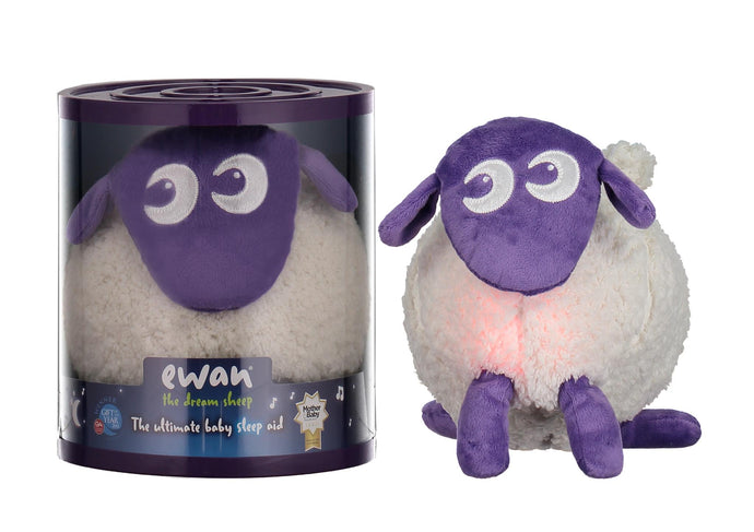 Ewan The Dream Sheep ( damaged packaging- no damage to Ewan)