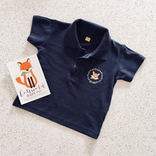 Load image into Gallery viewer, Cotswold Baby Co Fox polo Shirt