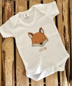 Little Cub Body Suit