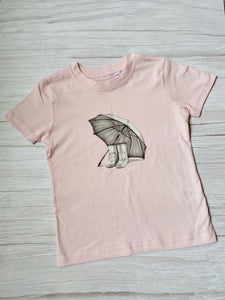 Umbrella and Wellies T-shirt
