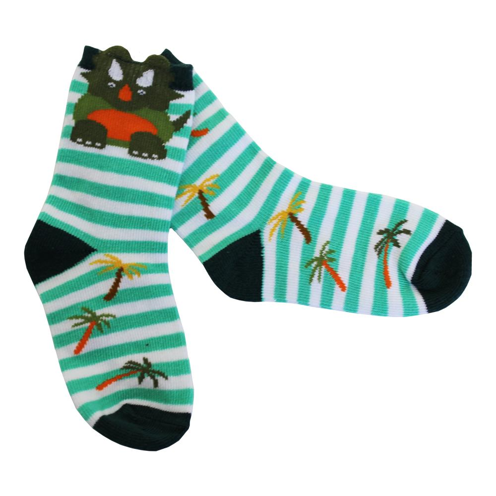 Cotswold Baby Co dinosaur socks