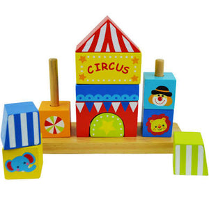 Beehive Toys Circus Stacking Tower