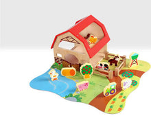 Load image into Gallery viewer, Beehive Toys Farm Playset