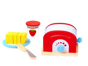 Beehive Toys Toaster Set