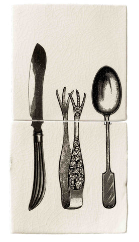 Cutlery Tile number 3
