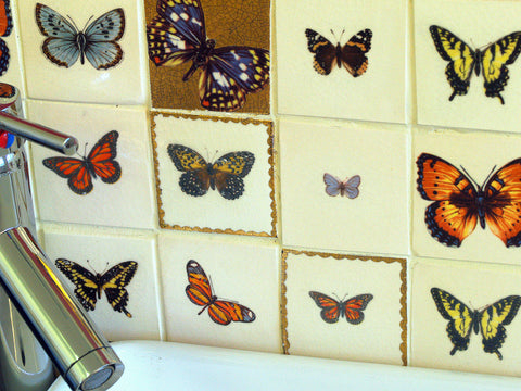 Butterfly Tiles Mixed Packs
