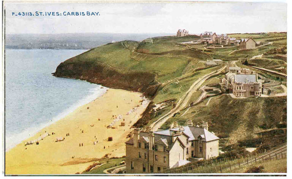 Cornwall Postcard Tiles