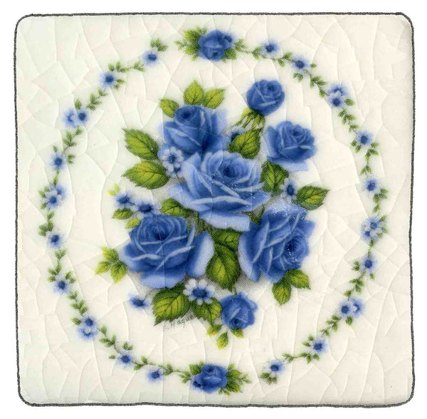 Cameo Rose Tile 3