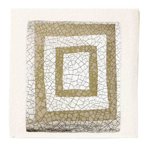 Silver/Gold squares 6