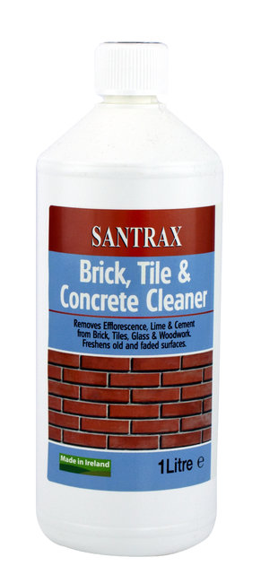 Santrax Brick, Tile & Concrete Cleaner 5L