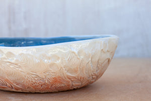 Forage Serving Bowl in Sunrise